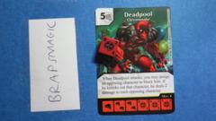 Marvel Dice Masters: Deadpool, Chiyonosake #103 (rare)