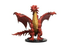 Large Red Dragon - Pathfinder Evolution Boxed Set