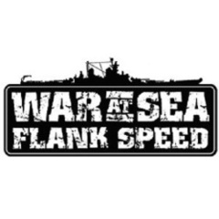 War at Sea: Flank Speed booster case (12 booster packs)