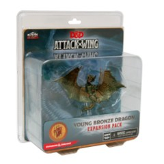D&D Dungeons & Dragons Attack Wing: Bronze Dragon expansion pack