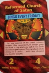 Illuminati - New World Order CCG: Reformed Church of Satan