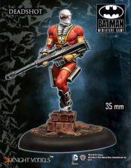 Batman Miniature Game: Deadshot (classic costume) Knight Models