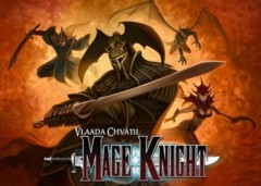 Mage Knight: board game base/core wizkids