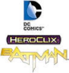 Heroclix: dc batman vehicle super booster
