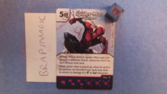 Marvel Dice Masters: Spider-Man, Superhero #126 (super rare)