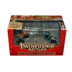 Pathfinder Battles Miniatures: Iconic Heroes Box Set 1