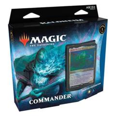 MTG magic cards: Kaldheim - Commander - Phantom Premonition deck