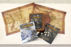 The One Ring RPG: Adventures Over the Edge of the Wild boxed set cubicle 7