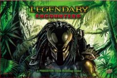 Legendary Encounters: Predator base/core set deck building game