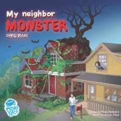 My Neighbor Monster: PRESALE board card game zman