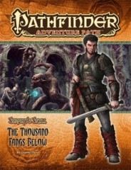 Pathfinder Adventure Path #41 Serpent's Skull Chapter 5: