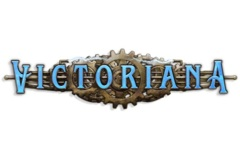 Victoriana: PRESALE 3rd edition Lands of Liberty
