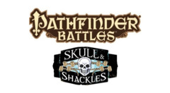 Pathfinder Battles: Skull & Shackles 8-ct booster brick