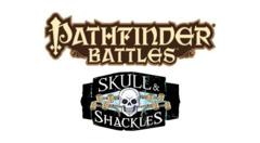 Pathfinder Battles: Skull & Shackles 8-ct booster brick