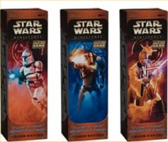Star Wars Miniatures Game: Clone Strike sealed booster case (12-ct)
