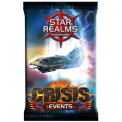Star Realms Deckbuilding Game: Crisis Events expansion pack white wizard games