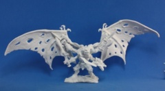 Reaper Bones Miniatures: Rauthuros, Demon 77111