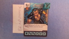 Marvel Dice Masters: Namor, The Submariner #48 (common)
