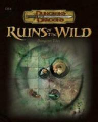 D&D Dungeons and Dragons RPG: Ruins of the Wild dungeon tiles