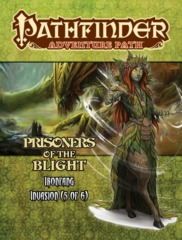 Pathfinder Adventure Path: Ironfang Invasion part 5 - Prisoners of the Blight