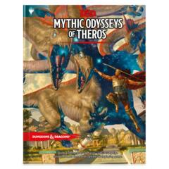 D&D 5e: Mythic Odysseys of Theros REGULAR edition