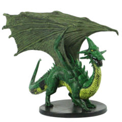 Young Green Dragon starter set