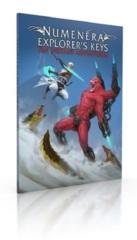Numenera RPG Roleplaying Game: PRESALE Explorer's Keys (10 instant adventures) Monte Cook