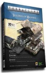 Terraclips: Buildings of Malifaux 3D terrain system wyrd