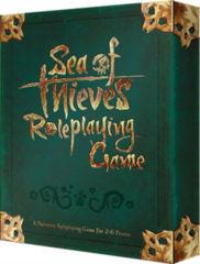 Sea of Thieves RPG: PRESALE core rulebook mongoose