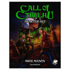 Call of Cthulhu RPG: Starter Set chaosium