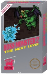 Boss Monster 2: The Next Level The Dungeon Building Card Game base/core brotherwise