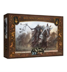 A Song of Ice & Fire Miniatures Game: PRESALE Bolton Flayed Men unit box