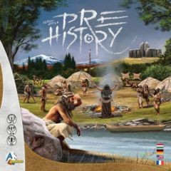 Prehistory: board game kickstarter exclusive edition w/ solo mode