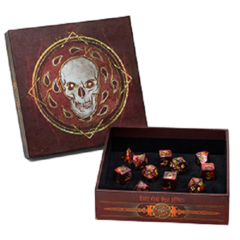 D&D 5th edition: PRESALE Baldur's Gate - Descent into Avernus Dice