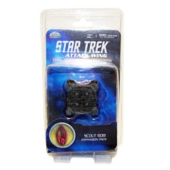 Star Trek Attack Wing: Borg Scout Cube 608 expansion pack wizkids