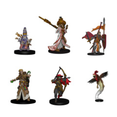 Pathfinder Battles Miniatures: Iconic Heroes Box Set 3