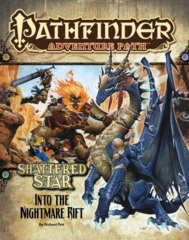 Pathfinder Adventure Path #65 Shattered Star Chapter 5: