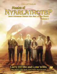 Call of Cthulhu RPG 7th edition: Masks of Nyarlathotep remastered campaign volume 1