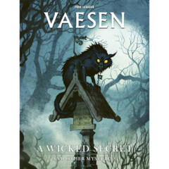 Vaesen Nordic Horror RPG: PRESALE A Wicked Secret and other Mysteries free league