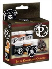 P3 Acrylic Paint: Iron Kingdoms Colors set privateer press pip93006