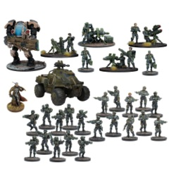 Warpath: PRESALE Plague Starter Force mantic