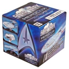 Heroclix: Star Trek Tactics series 3 III gravity feed booster pack