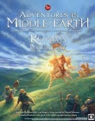 Adventures in Middle-Earth: PRESALE Rohan Region Guide