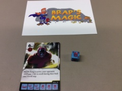 Marvel Dice Masters: Kang, Time Ship #116 (rare)