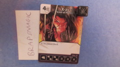 Marvel Dice Masters: X-23, Scent of Murder #61 (common)