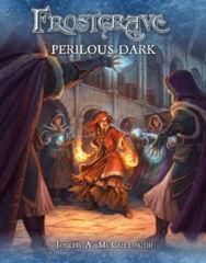 Frostgrave: PRESALE Perilous Dark book osprey