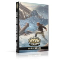 Savage Worlds RPG: Adventure Edition core rulebook