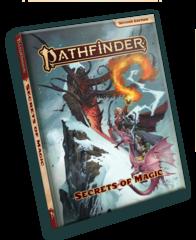 Pathfinder RPG: PRESALE Secrets of Magic hardcover paizo