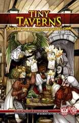 Tiny Taverns RPG: PRESALE core rulebook