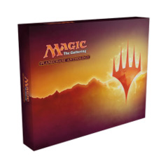 MTG: magic the gathering Planechase Anthology Box 2016 complete set